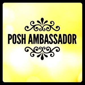 Officially a Posh Ambassador 🤘🏾😎🤘🏾!!!